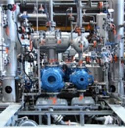 SGS Provides Technical Assistance for Start-up of Compression Units in Brazil