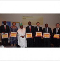 SGS Nigeria Receives African Oil and Gas Inspection Excellence Award 2011