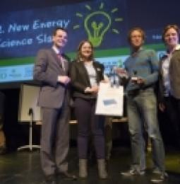 New Energy Husum holds 3rd Science Slam